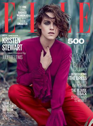 Kristen,Elle UK