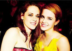 Kristen and Emma