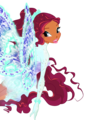 Layla Tynix - the-winx-club fan art