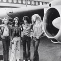 Led zeppelin airplane photo  - led-zeppelin photo