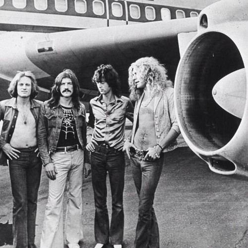 Led Zeppelin wallpaper probably with a jet engine titled Led zeppelin airplane photo