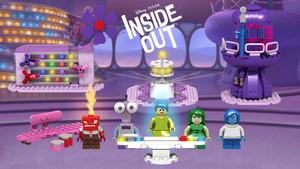 Lego Idea: Inside Out Headquarters