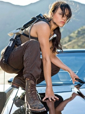 Letty Ortiz,Fast and Furious Фильмы
