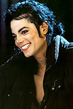 MJ if u just smile