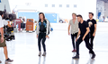 Making of DMD video - one-direction photo