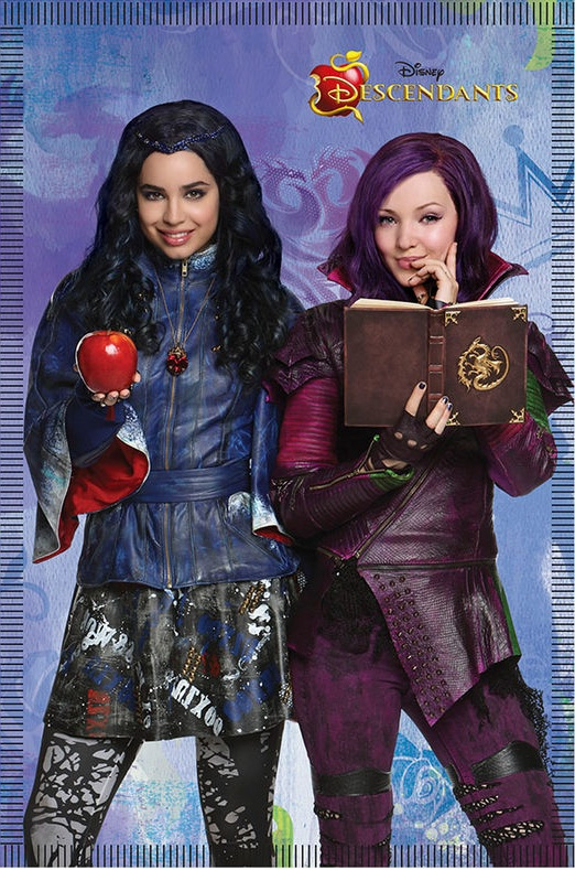 Mal And Evie