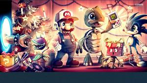 Mario and フレンズ