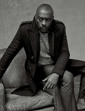 Maxim Magazine September 2015