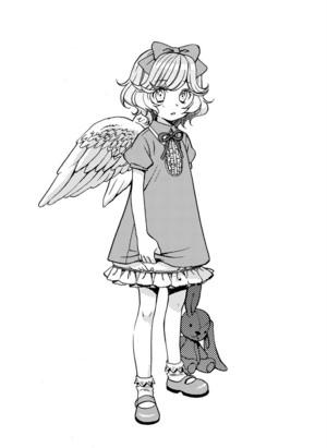 Maximum Ride Angel manga