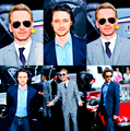 McFassy ♥ - james-mcavoy-and-michael-fassbender fan art