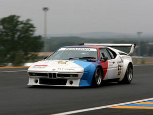 Miscellaneous sports cars from around the world