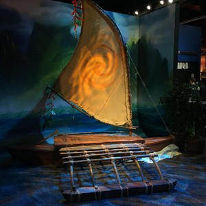 Moana - Disney D23 Expo