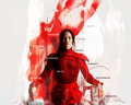 Mockingjay pt.2 - the-hunger-games fan art