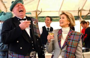 Donald MacDonald and Molly