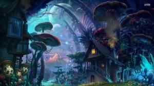 гриб Village