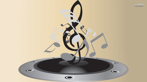 Jazz wallpaper containing a turntable called Music