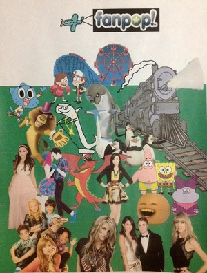 My Fanpop World Collage