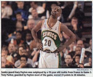 My kegemaran Gary Payton.