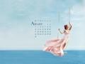 NP.COM Calendar- August - natalie-portman wallpaper