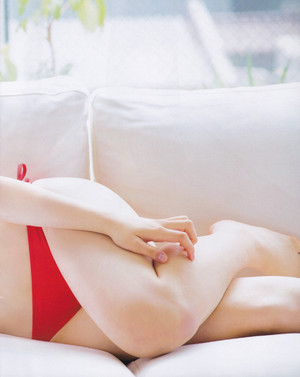 Nakano Reina 「BUBKA」 Sep 2015