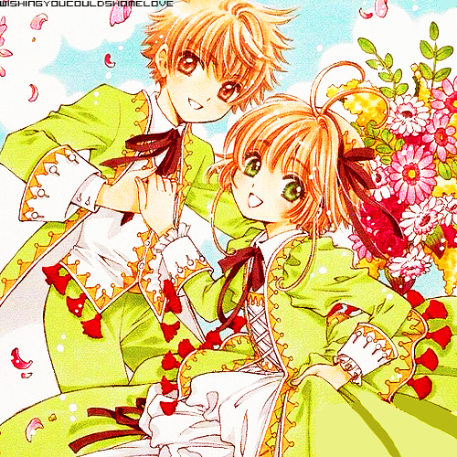 Cardcaptor Sakura wolpeyper with anime called Nakayoshi 60th Anniversary Edition covers
