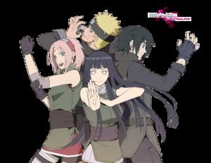 나루토 - Teamwork
