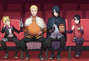 Naruto- Theater 🎭