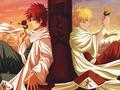 Naruto and Gaara naruto shippuuden 20578712 - naruto-shippuuden photo