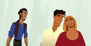 Naveen, Miguel and Tulio