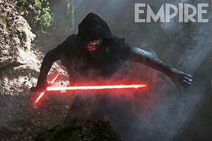 New Image of Kylo Ren