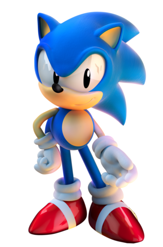 Sonic The Hedgehog Wallpaper Called New Classic