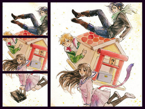Noragami~ Collage made by me