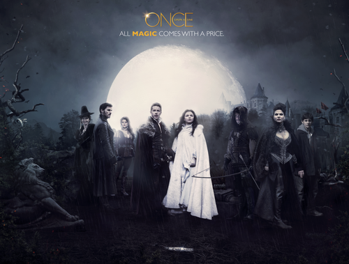 Once Upon A Time fond d'écran entitled OUAT