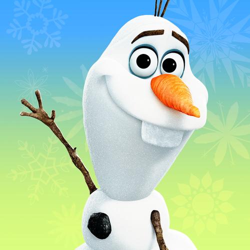 Frozen Fever Hintergrund called Olaf