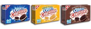 Oreo Cakesters varieties