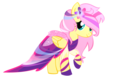 Party time Fluttershy - fluttershy photo