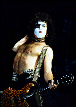 Paul ~Creatures Of The Night Tour 1983