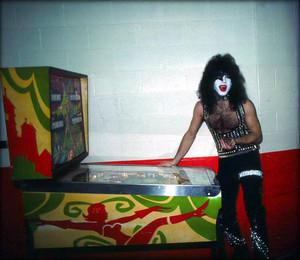 Paul ~Detroit, Michigan…January 1978 (Alive II Tour - Olympia Stadium)