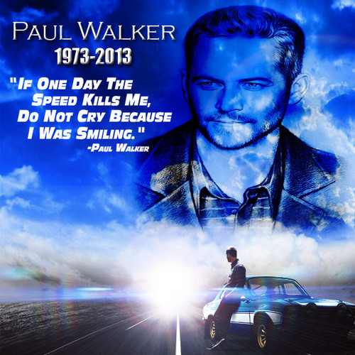 Paul Walker Wallpaper Possibly With A Carriageway Street And Anime Entitled
