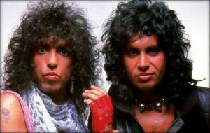 Paul and Gene ~Animalize 1984
