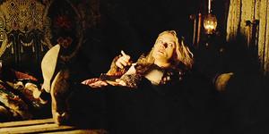 Paula Malcomson as Trixie in Deadwood