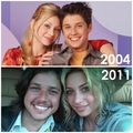 Phil and Keely: 2004 and 2011 - phil-of-the-future photo