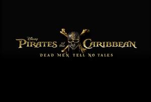 Pirates of the Caribbean: Dead Men Tell No Tales (2017) Logo