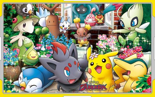 Pokémon wallpaper called Pokemon party
