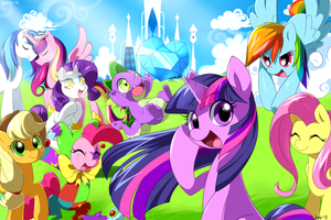 poni, pony World