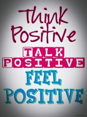 Positivity works