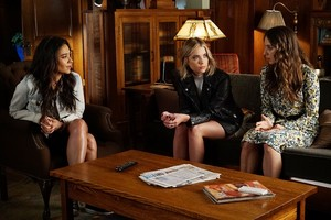 Pretty Little Liars 6.08 ''FrAmed''