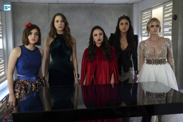 Pretty Little Liars - Episode 6.10 - Game Over Charles - Promo Pics