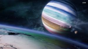 Pretty Planets