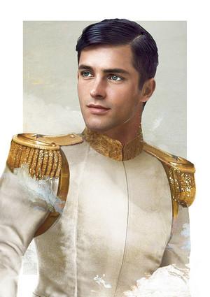 Real life Prince Charming